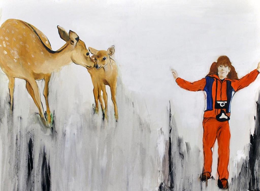 Eszter from Wild Things, 2013 Rita Bolla
