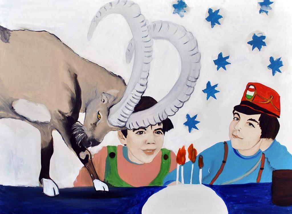 Peti and Gyuri from Wild Things, 2013 Rita Bolla