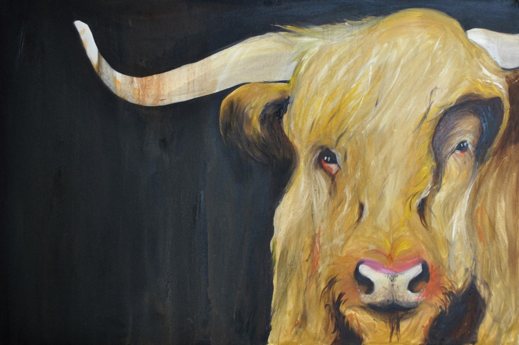 Cow from The Vegan Project, 2014 Rita Bolla