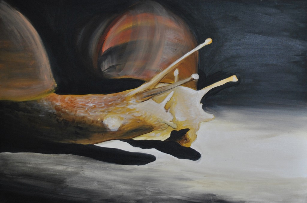 Snails from The Vegan Project, 2014 Rita Bolla