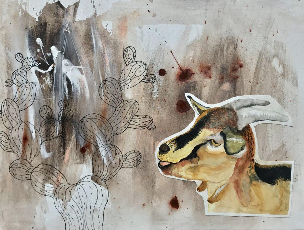 Kecske from Animal Kingdom, 2019 Rita Bolla