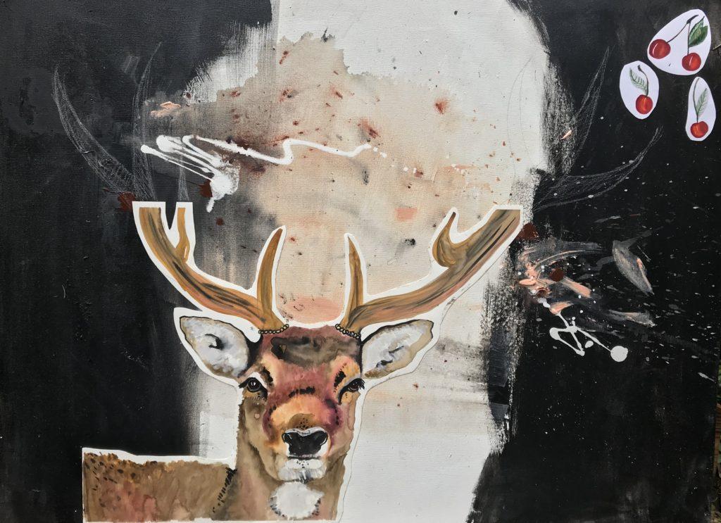 Szarvas from Animal Kingdom, 2019 Rita Bolla