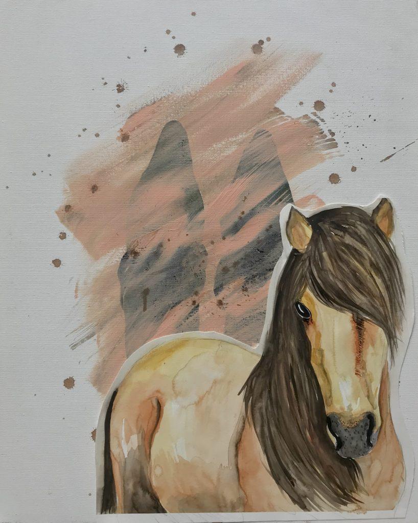 Ló from Animal Kingdom, 2019 Rita Bolla