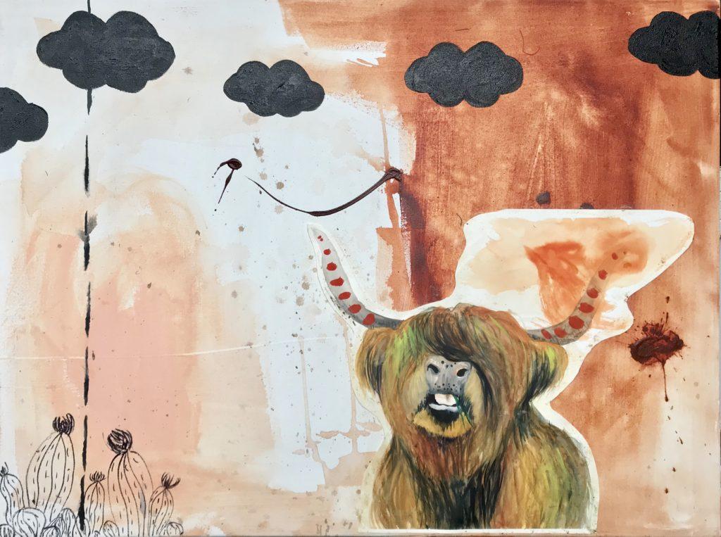 Haj from Animal Kingdom, 2019 Rita Bolla